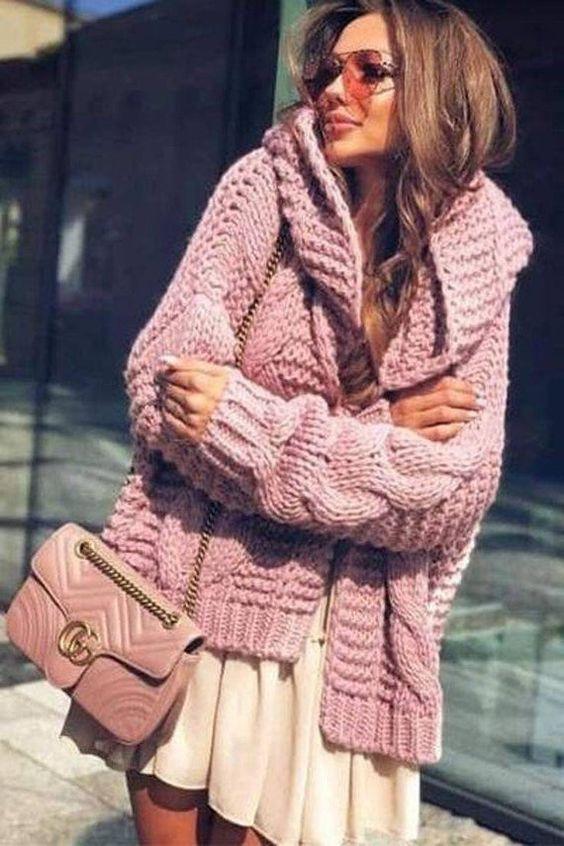 Cárdigans de lana para mujer de tendencia en 2021